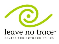 Thoughts on the Seventh Principle of Leave No Trace