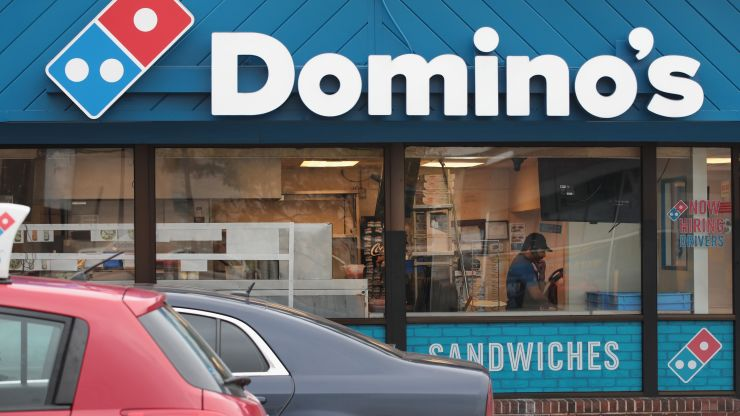 Domino's Pizza & the ADA 2020