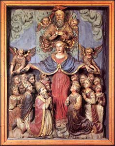 Resultado de imagen de Madre de misericordia