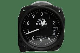 BG-3E Altimeter