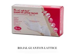 RO.IAL guanti in lattice