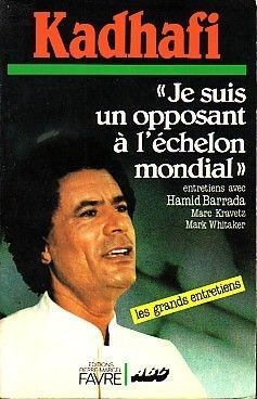Gadhafi: I am against the NWO