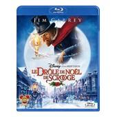 Le Drôle De Noël De Scrooge - Blu-Ray de Robert Zemeckis