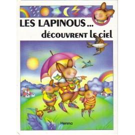 Les Lapinous Découvrent Le Ciel de sylvie rainaud Format Album