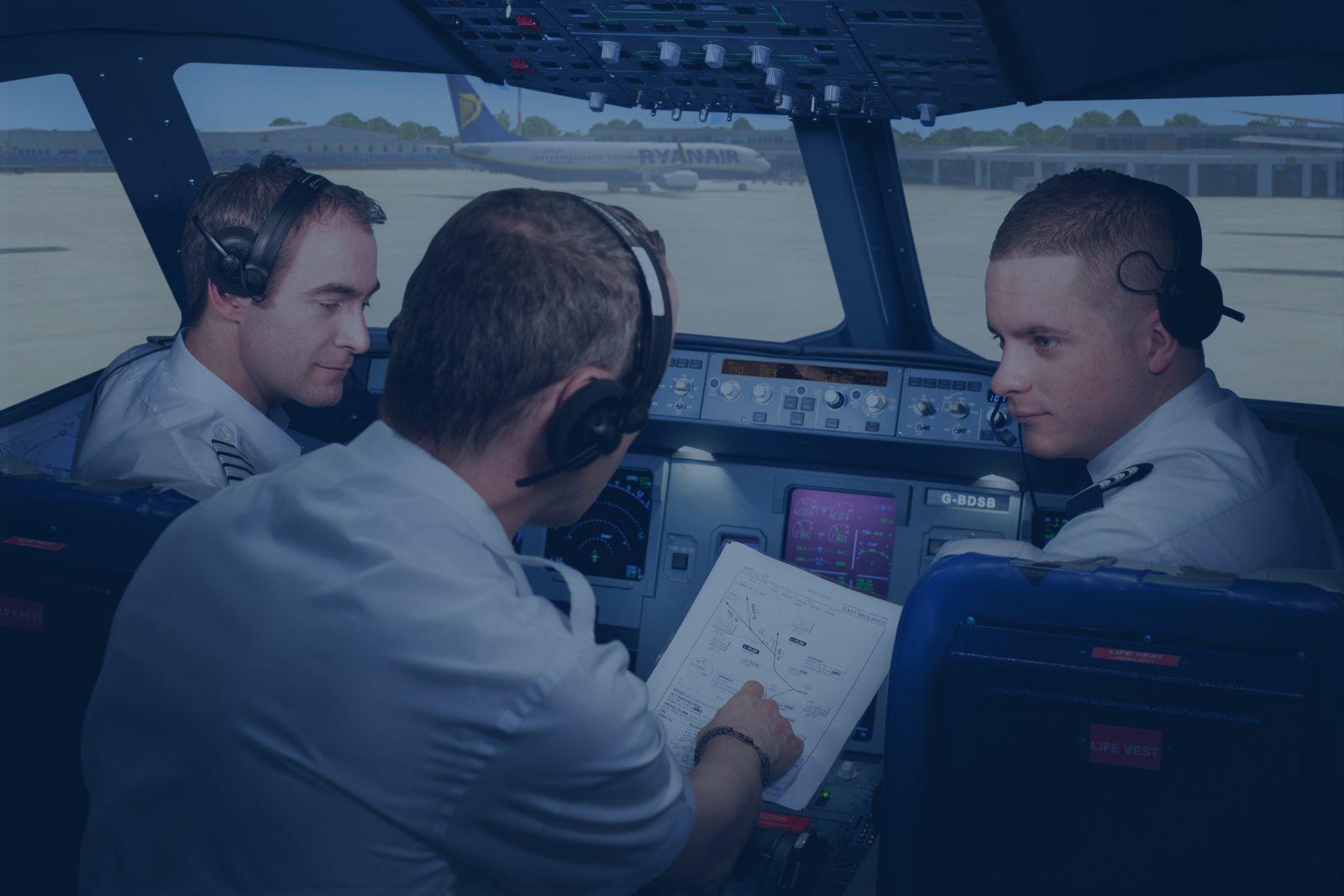 Airbus Simulator LPC