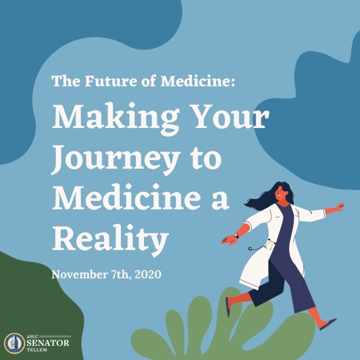 The Future of Medicine: Making Your Journey to Medicine a Reality