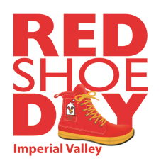 Red Shoe Day logo