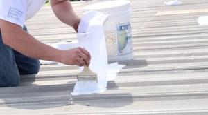 easy residential roof repairs