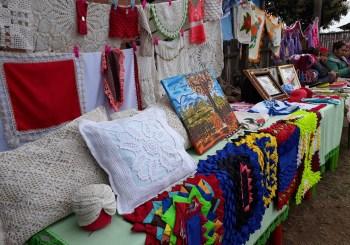 Mujeres Emprendedoras exponen sus productos ante Autoridades Locales
