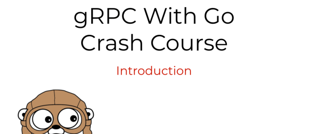 gRPC with Go - Introduction