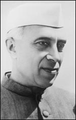 Former prime-ministers of India Shri Jawaharlal Nehru