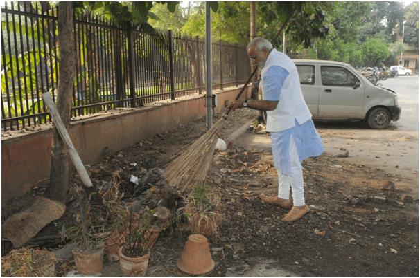 Image result for स्वच्छ भारत अभियान और पीएम मोदी