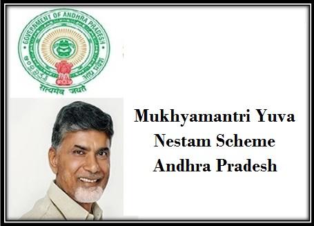 Mukhyamantri Yuva Nestam Scheme in Andhra Pradesh
