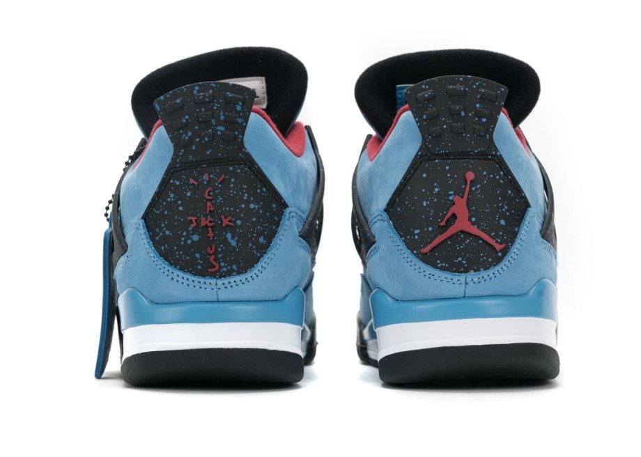 Air Jordan 4 x Track Scoot Cautus Jack TS 308497-406 (7)