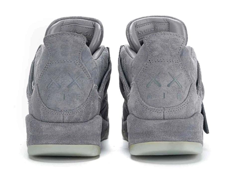 Air Jordan 4 Retro Kaws (7)