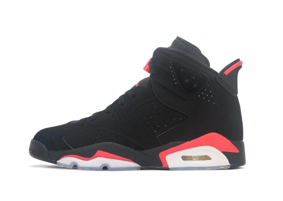 Air Jordan 6 Black Infrared 384664-060 (1)