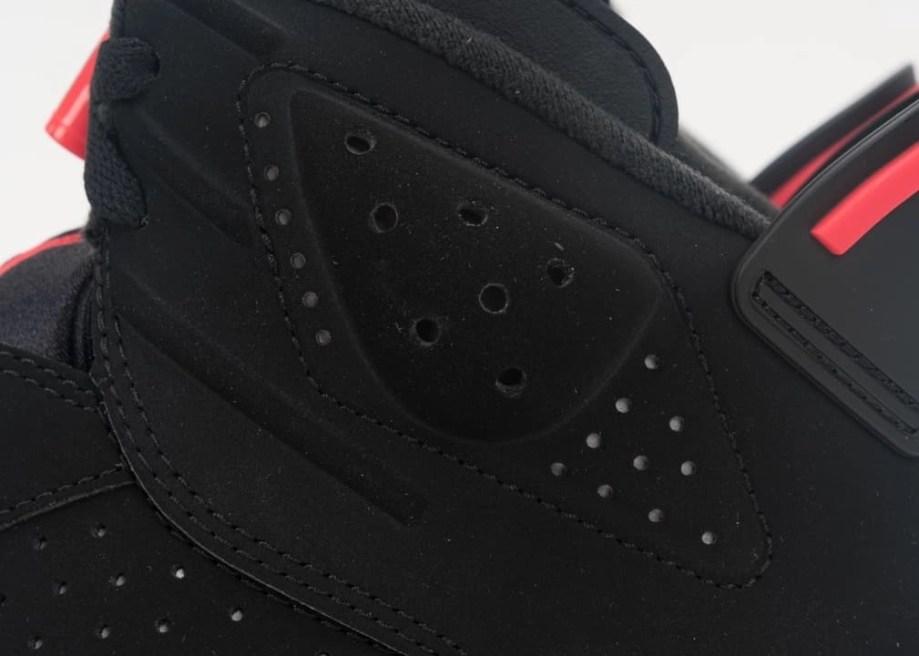 Air Jordan 6 Black Infrared 384664-060 (15)
