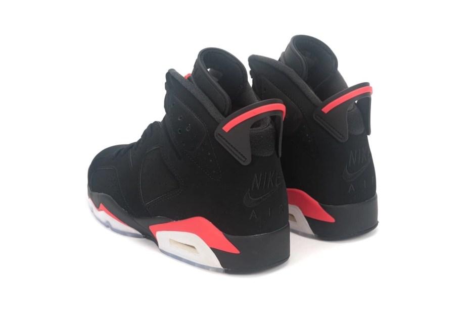 Air Jordan 6 Black Infrared 384664-060 (6)
