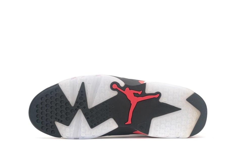 Air Jordan 6 Black Infrared 384664-060 (9)