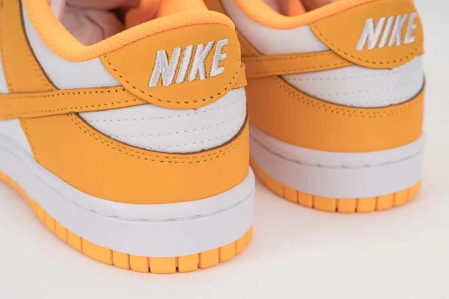 """Nike Dunk Low """"Laser Orange"""" DD1503-800 (18)"""
