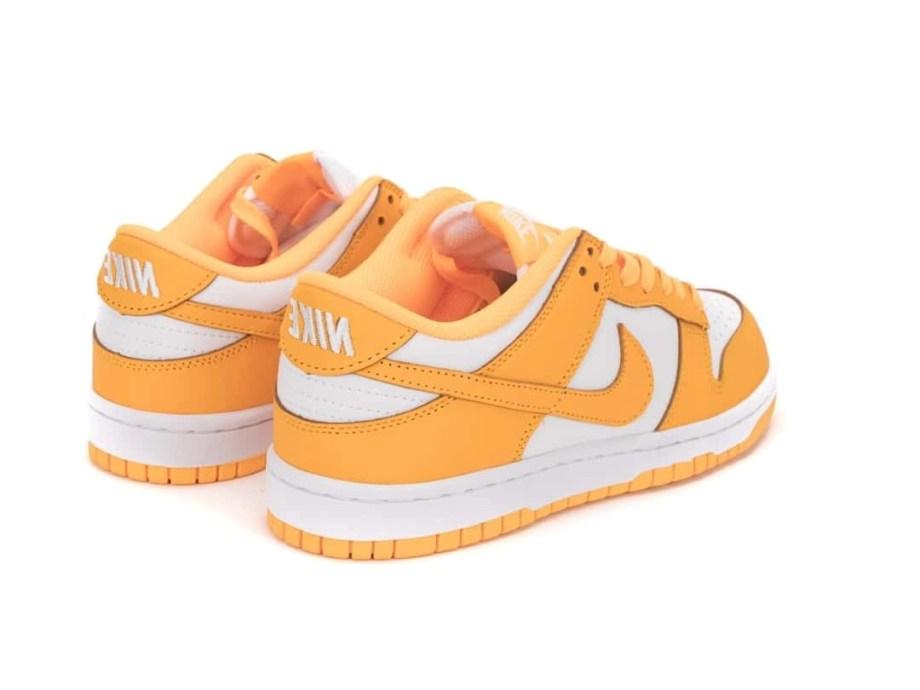 """Nike Dunk Low """"Laser Orange"""" DD1503-800 (7)"""