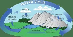 The Water Cycle | Precipitation Education