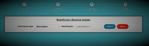 Beneficiary status check