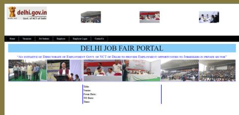 Delhi unemployment allowance