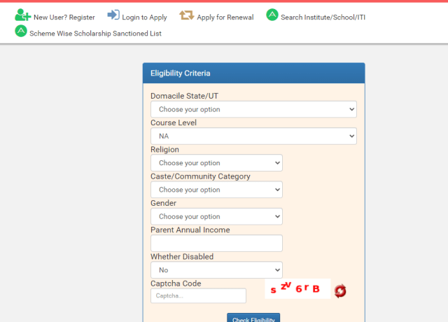 Check Eligibility At NSP 2.0