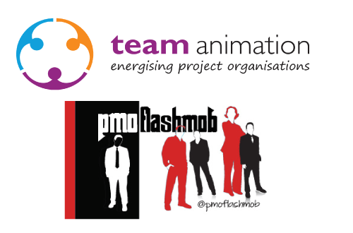 PMO Flashmob and Team Animation