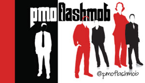 PMO Flashmob