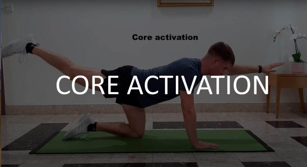 Dynamic Warmup & Core Activation
