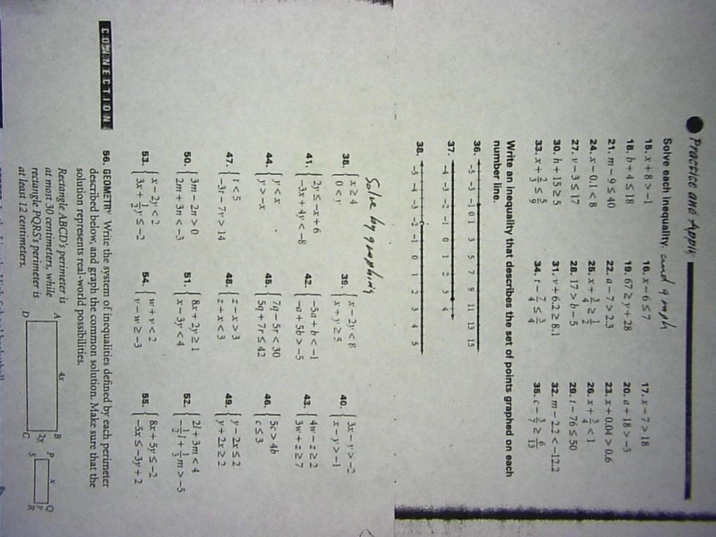 Pmoss Math 2a Handouts