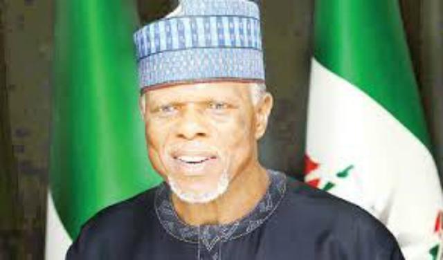 ...Col Hameed Ali of Nigerian Customs Service...