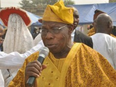 ...Chief Olusegun Obasanjo...