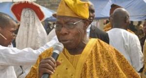 ...Chief Olusegun Obasanjo...