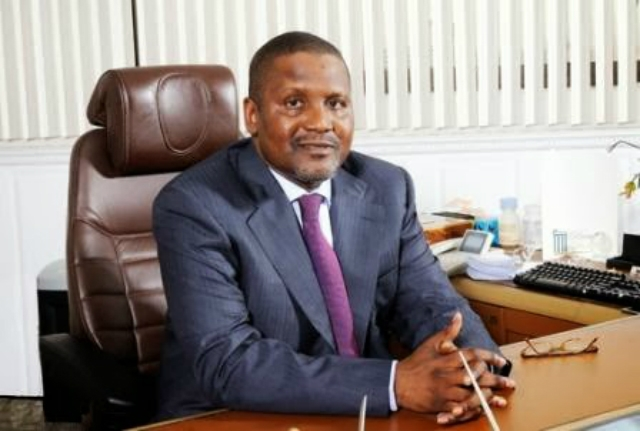 ...Aliko Dangote...to still achieve more in the years to come...