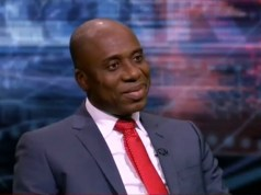 ...Honourable Minister of Transportation, Rotimi Amaechi...