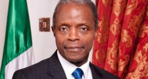 Ag President Yemi Osinbajo, SAN