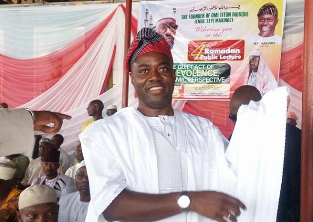 Image result for Engr Seyi Makinde