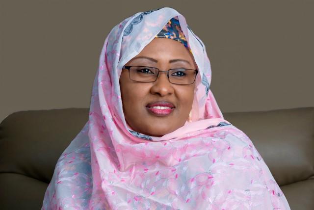 Mrs Aisha Buhari