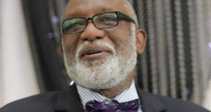 Governor Oluwarotimi Akeredolu...worried by the activities of kidnappers...
