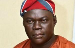 Mr Adelani Baderinwa...Osun's Commissioner for Information...