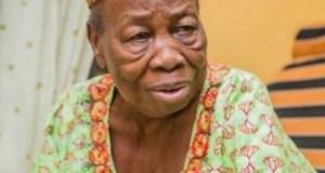 Alhaja Saratu, Governor Rauf Aregbesola's mother...