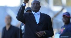 Coach Wedson Nyirenda of Zambia