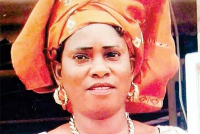 Late Josephine Igbineweka