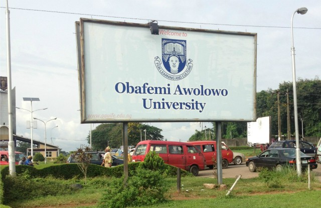 Obafemi Awolowo University, Ile Ife