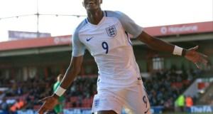 Tammy Abraham...ready for Nigeria...