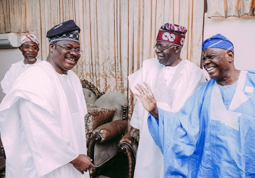Governor Abiola Ajimobi and others
