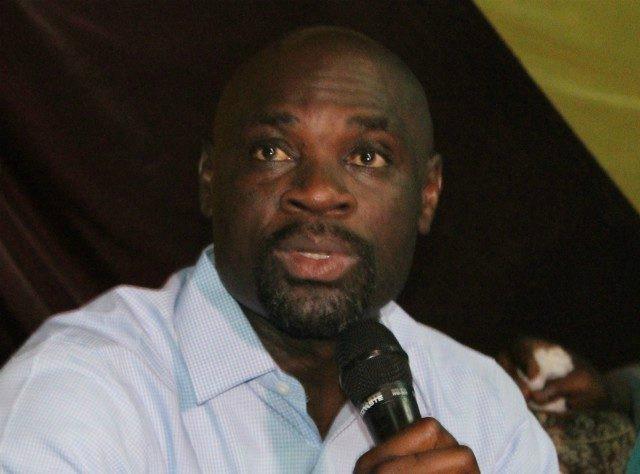 Barrister Abayomi Oke